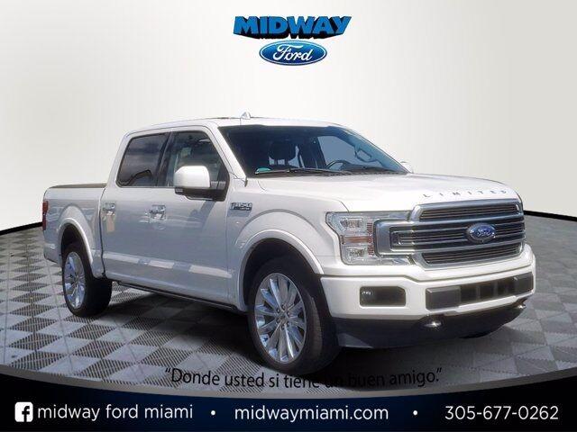 2019 Ford F-150 Limited Miami FL