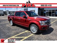 2019_Ford_F-150_Limited_ Pampa TX