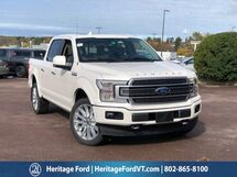 2019 Ford F-150 Limited South Burlington VT