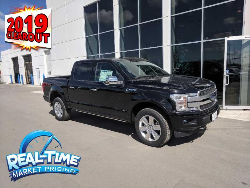 2019_Ford_F-150_Platinum_ Claresholm AB
