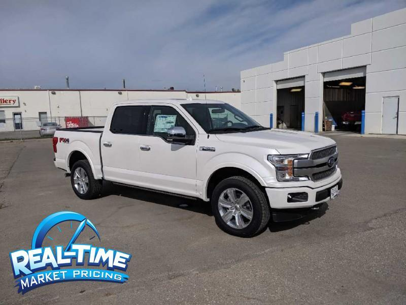 2019_Ford_F-150_Platinum_ High River AB
