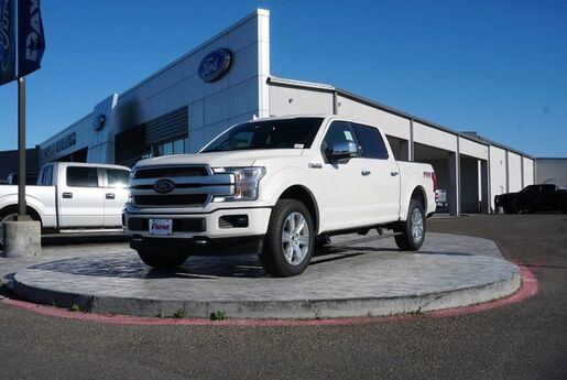 2019 Ford F-150 Platinum  TX