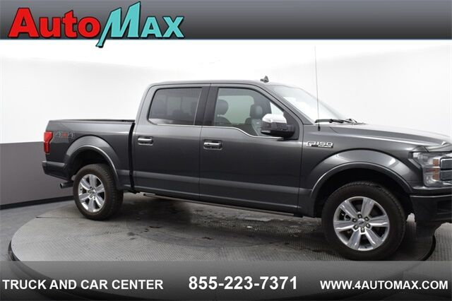 2019 Ford F-150 Platinum 4WD Farmington NM
