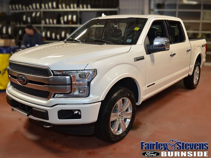 2019 Ford F-150 Platinum Dartmouth NS
