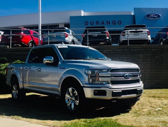 2019 Ford F-150 Platinum Durango CO