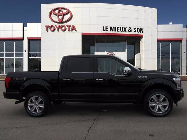 2019 Ford F-150 Platinum Green Bay WI