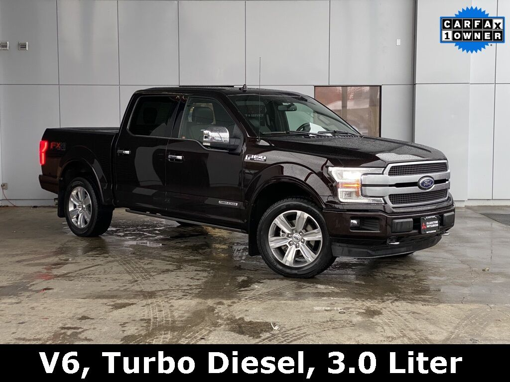 2019 Ford F-150 Platinum Milwaukie OR