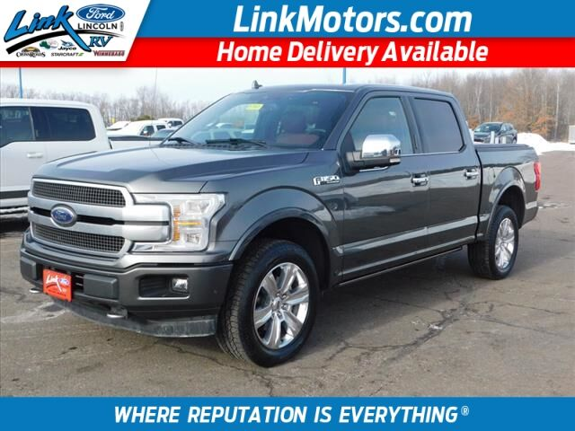 2019 Ford F-150 Platinum Rice Lake WI