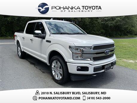 2019_Ford_F-150_Platinum_ Salisbury MD