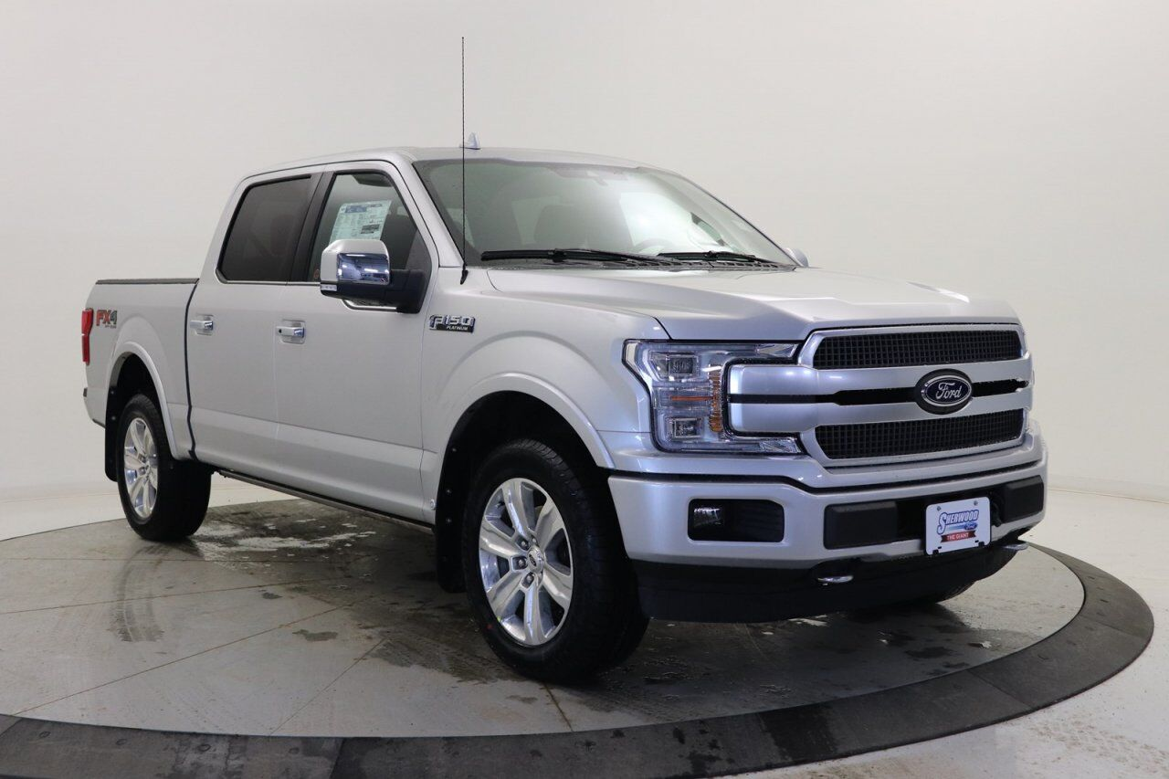 New 2019 Ford F 150 Platinum In Sherwood Park Ab