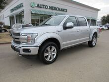 2019_Ford_F-150_Platinum SuperCrew 5.5-ft. Bed 4WD*NAVIGATION,BLUETOOTH,BLIND SPOT MONITOR,UNDER WARRANTY FACTORY !_ Plano TX