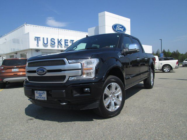 2019 Ford F-150 Platinum Tusket NS