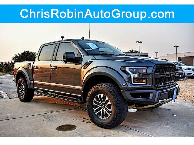 2019 Ford F-150 Raptor 4WD SuperCrew 5.5' Box Midland TX
