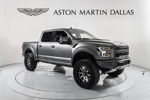 2019_Ford_F-150_Raptor_ Dallas TX
