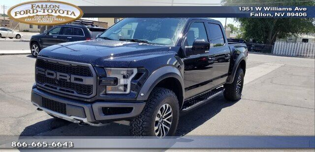 2019 Ford F-150 Raptor Fallon NV