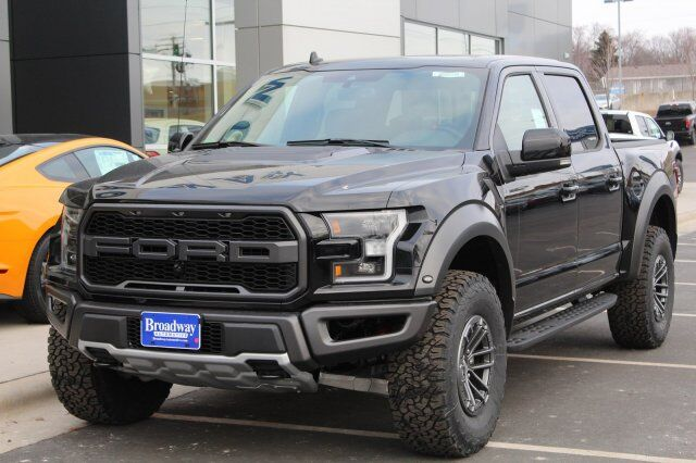 2019 Ford F-150 Raptor Green Bay WI 26775849