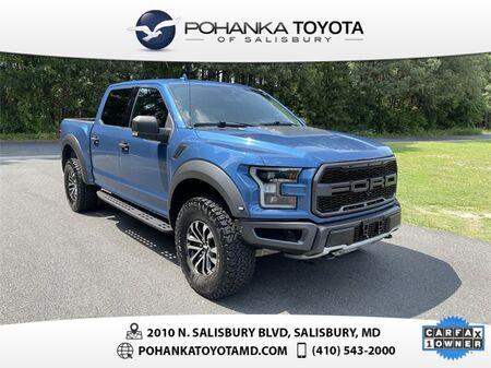 2019_Ford_F-150_Raptor_ Salisbury MD