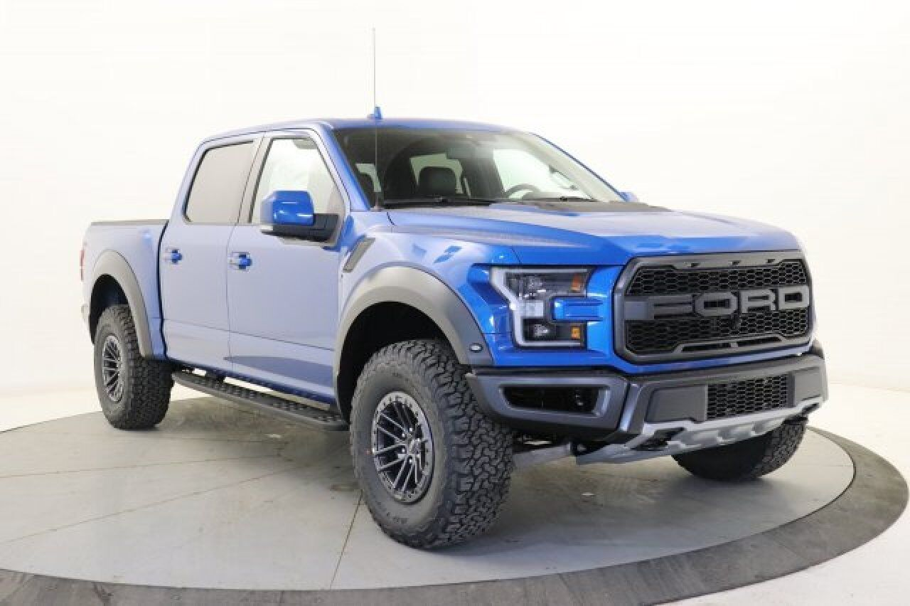 2019 Ford F-150 Raptor Sherwood Park AB