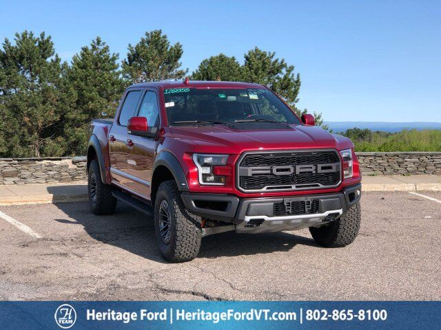 2019 Ford F-150 Raptor South Burlington VT