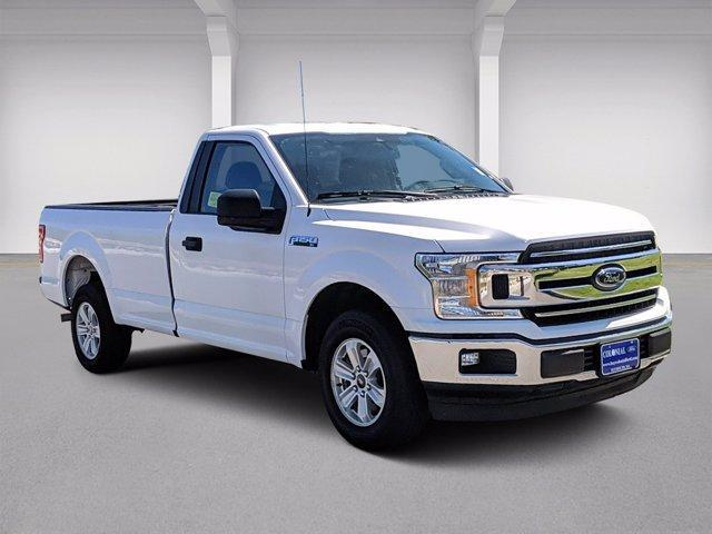 2019 Ford F-150 Regular Cab 2WD 8 Foot Bed Plymouth MA