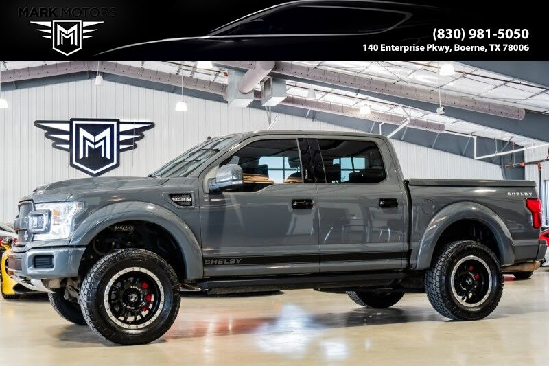 2019_Ford_F-150_Shelby_ Boerne TX