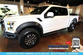 2019_Ford_F-150_SuperCrew Cab Raptor Pickup 4WD_ Scottsdale AZ