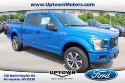 2019_Ford_F-150_XL 4WD Crew Cab STX_ Milwaukee and Slinger WI