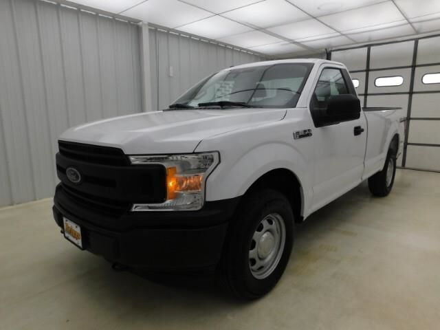 2019 Ford F-150 XL 4WD Reg Cab 6.5' Box Manhattan KS