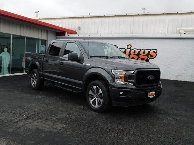 2019 Ford F-150 XL 4WD SuperCrew 5.5' Box Fort Scott KS
