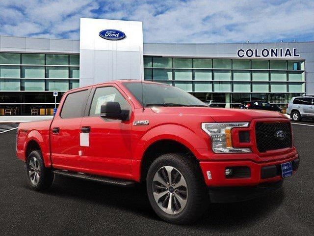 2019 Ford F-150 XL 4WD SuperCrew 5.5' Box Plymouth MA