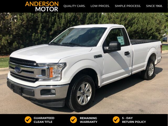 2019 Ford F-150 XL 8-ft. Bed 2WD Salt Lake City UT