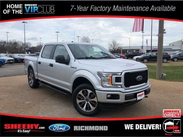 2019 Ford F-150 XL Richmond VA