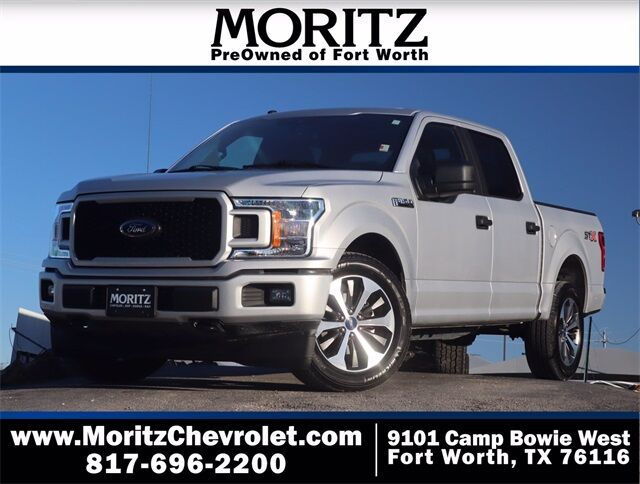 2019 Ford F-150 XL Fort Worth TX