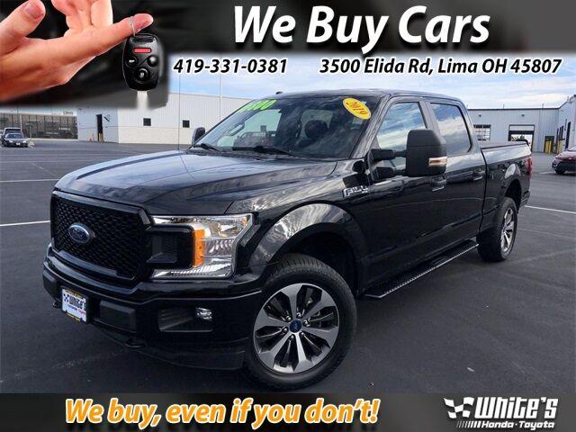 2019 Ford F-150 XL Lima OH