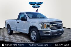 2019_Ford_F-150_XL_ Miami FL