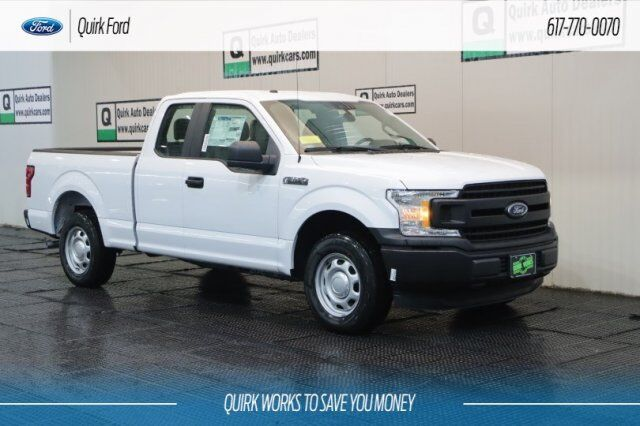 2019 Ford F-150 XL Quincy MA
