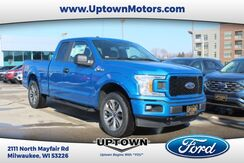 2019_Ford_F-150_XL STX 4WD SuperCab_ Milwaukee and Slinger WI