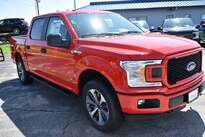 Ford F-150 XL STX Appearance Package 2019