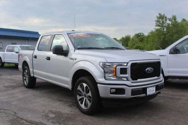 2019 Ford F-150 XL STX Appearance Package