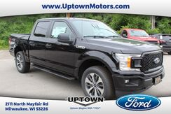 2019_Ford_F-150_XL STX Crew Cab 4WD_ Milwaukee and Slinger WI