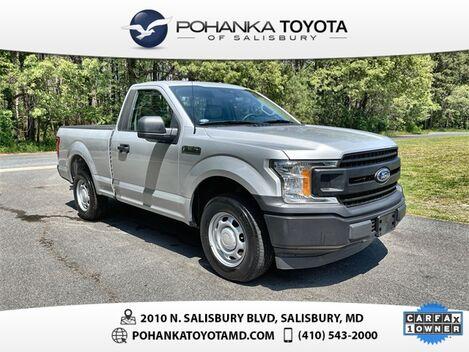 2019_Ford_F-150_XL_ Salisbury MD