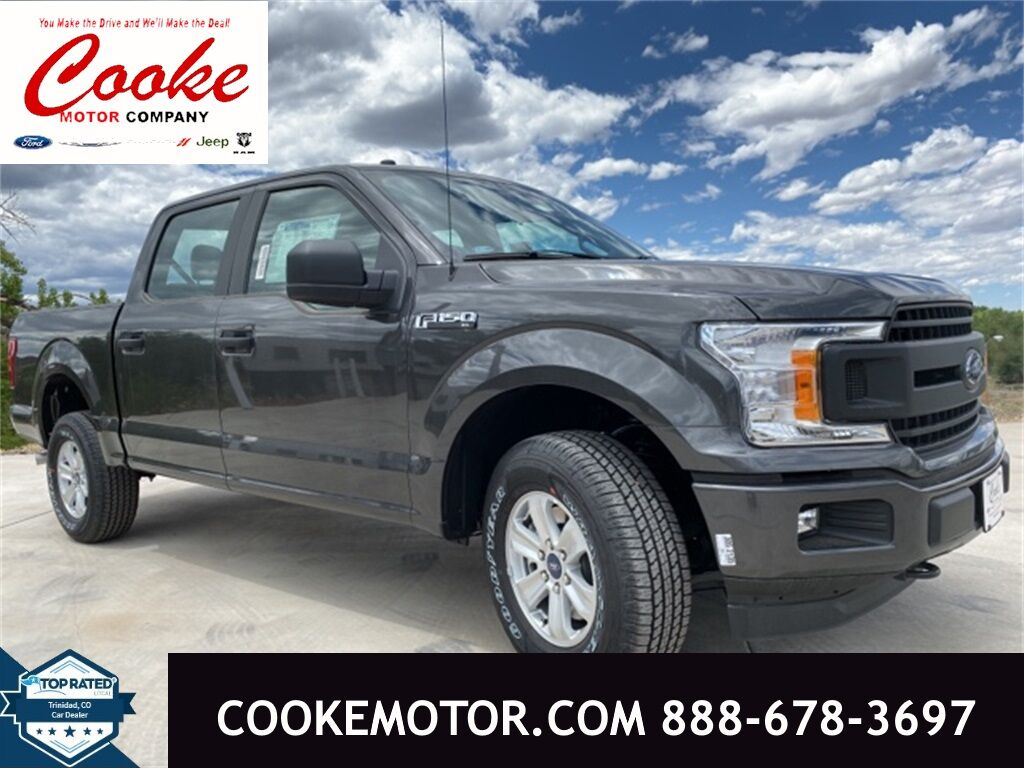 2019 Ford F-150 XL Trinidad CO