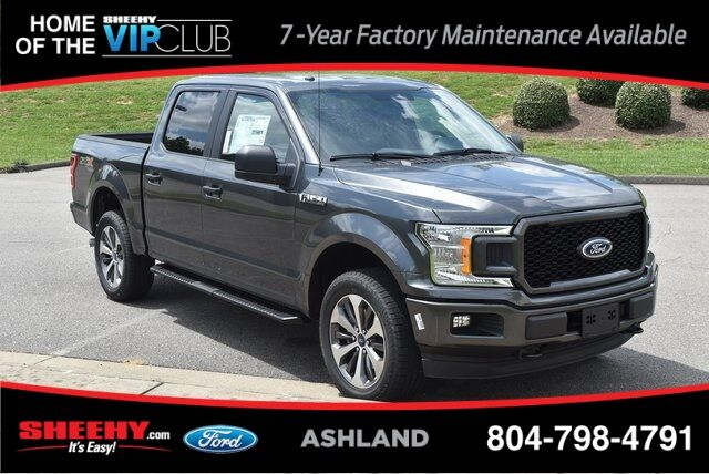 2019 Ford F-150