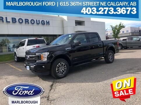 2019_Ford_F-150_XLT  - Sport Package -  Navigation_ Calgary AB