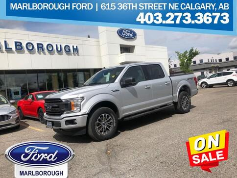 2019_Ford_F-150_XLT  - Sunroof -  Navigation -  Towing Package_ Calgary AB