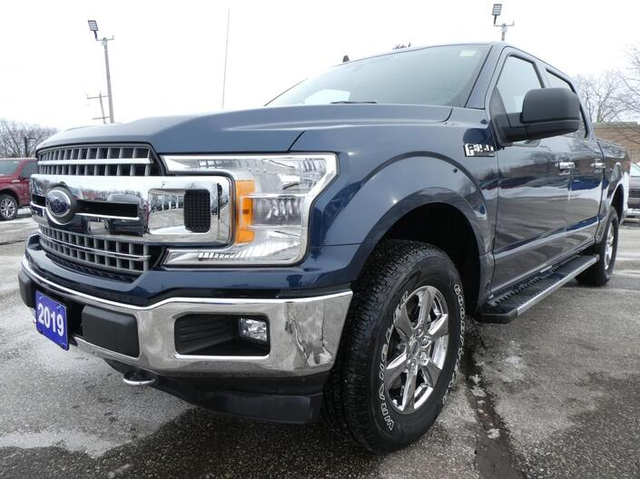 2019 Ford F-150 XLT 2.7L | Back Up Cam | Big Screen | Cruise Control Essex ON