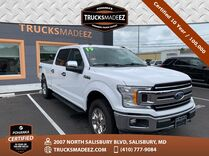 2019 Ford F-150 XLT 4WD ** Pohanka Certified 10 Year / 100,000  **