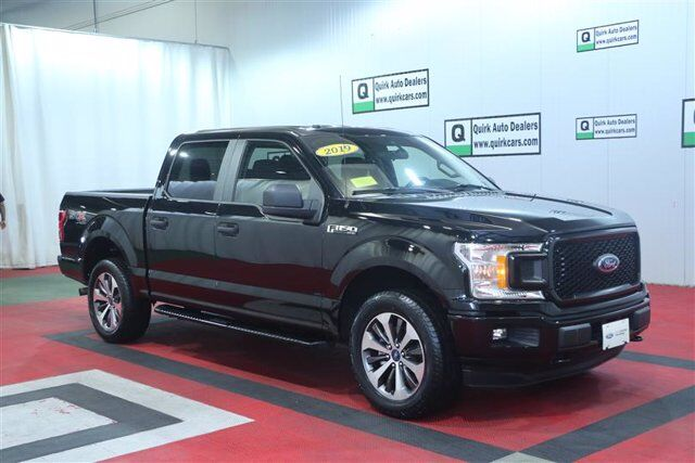 2019 Ford F-150 XLT 4WD Quincy MA