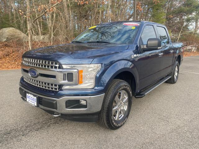 2019 Ford F-150 XLT 4WD SuperCrew 5.5' Box Pembroke MA