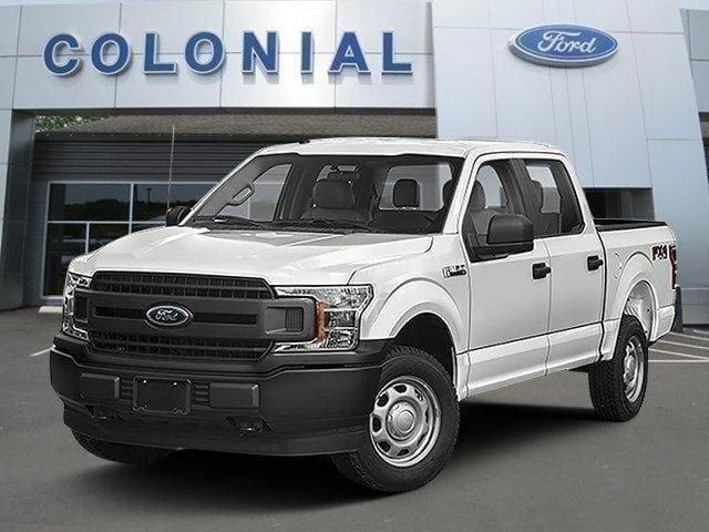 2019 Ford F-150 XLT 4WD SuperCrew 5.5' Box Marlborough MA
